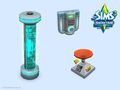 Les Sims 3 Showtime Concept art 29