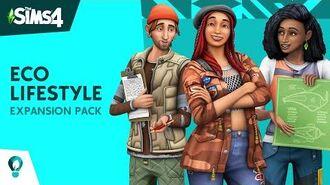 Los Sims™ 4 Vida Ecológica tráiler de presentación oficial