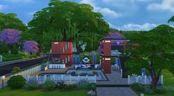 Modern & Chic Terrace