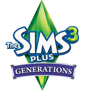 File:The Sims 3 Plus Generations Logo.png