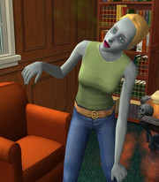 Zombie-The Sims 2