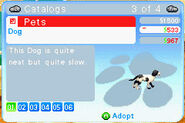 The Sims 2 Pets GBA Screenshot 03