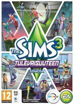 The sims 3 tulevaisuuteen