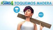 Los Sims 4 Toquemos Madera - Trailer Oficial Historias Divertidas