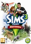 The Sims 3 Plus Pets Box Art