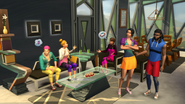 The Sims 4 Fitness Stuff Screenshot 02