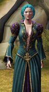 Девушка Джинн в The Sims Medieval