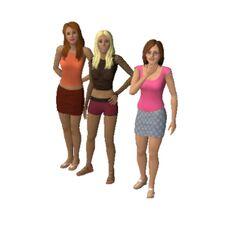 Famille Caliente (Les Sims 3)