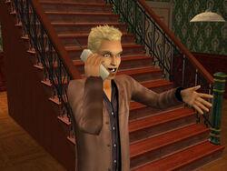 Famille Plènozas (Les Sims 2)