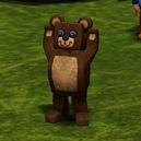 Gnomo urso