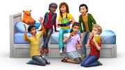Les Sims 4 Chambre D'enfants Render01