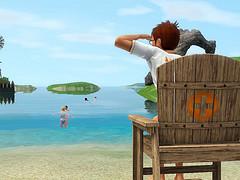 File:Lifeguard surveying.jpg
