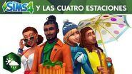 Los Sims 4 Y Las Cuatro Estaciones Festividades - Tráiler oficial de juego