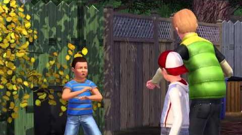 The Sims 3 Kjæledyr!
