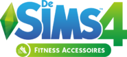 De Sims 4 Fitness Accessoires Logo