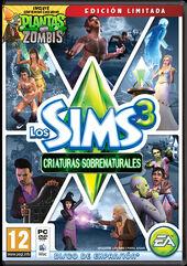 Los Sims 3 - Criaturas Sobrenaturales - Edición Limitada