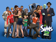 Sims dans Les Sims 2
