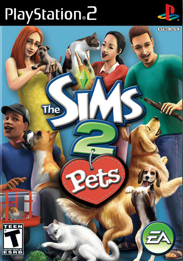 The Sims 2 Pets PS2 jpg. Image   The Sims 2 Pets PS2 jpg   The Sims Wiki   FANDOM powered