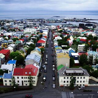 La capital de Islandia, en la cual se basa el mundo