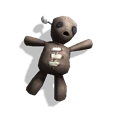 Fabricated Voodoo Doll