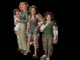 Famille Mères célibataires