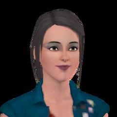 Joana Delgado headshot