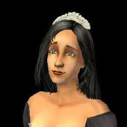 Kérine Hébert Sims 2