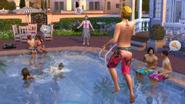 Les Sims 4 Mise à jour Piscines 06