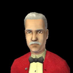 Mortimer Goth (The Sims 2)