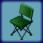 Silla de camping NuncaPlegable (icono)