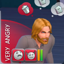 Angry | The Sims Wiki | FANDOM powered by Wikia