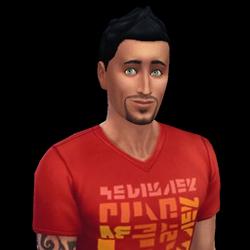 Stefano Bigoli (De Sims 4)