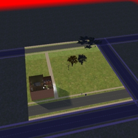 Terrain du CUS (Les Sims 2)