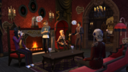 The Sims 4 Vampires Screenshot 04