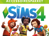De Sims 4: Peuter Accessoires