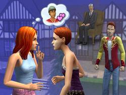 Famille Capp (Les Sims 2)