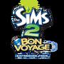 The Sims 2 Bon Voyage Logo (Original)