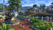 The Sims 4 Cats & Dogs Screenshot 04