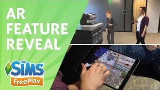 The Sims FreePlay AR Feature Reveal