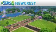 Bande-annonce officielle du monde Les Sims 4 Newcrest