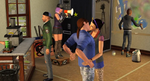 Les Sims 3 University 42