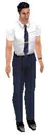Philip Shields - The Sims