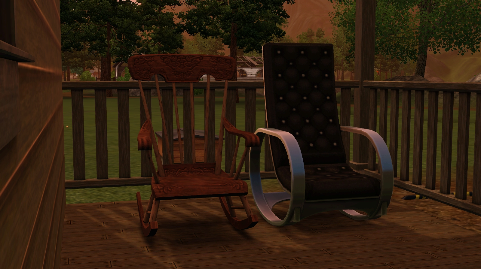 Miraculous Rocking Chair The Sims Wiki Fandom Powered By Wikia Pabps2019 Chair Design Images Pabps2019Com