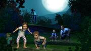 TS3 supernatural werewolf family