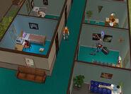 The Sims 2 University Screenshot 03