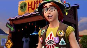 Los Sims 4 StrangerVille tráiler de presentación oficial