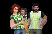 Pancakes Family (Anniversary)
