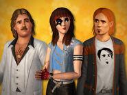 The Sims 3 70s, 80s, & 90s Stuff Screenshot 01