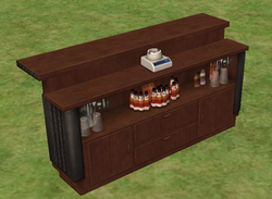 Ts2 crank out the beverage bar by you got muscle