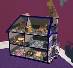 Casa de muñecas LS2